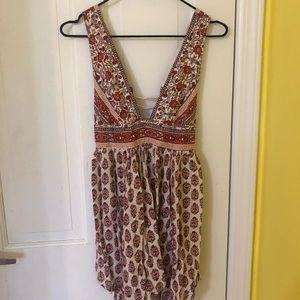 Dresses & Skirts - Boho Summer Dress